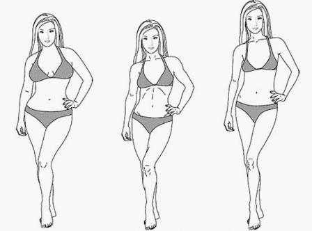 программы тренировок по типу телосложения для женщин, мужчин, для эктоморфа, для мезоморфа, для эндоморфа, тип телосложения
