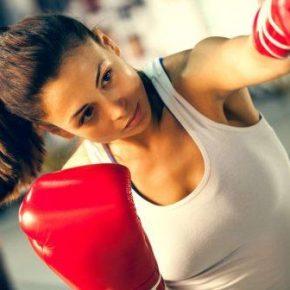 женский бокс для похудения, как похудеть занимаясь боксом, как бокс влияет на фигуру, как похудеть на 2 кг.