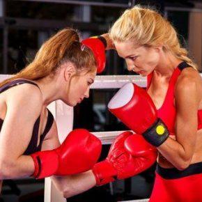 как похудеть на 2 кг., женский бокс для похудения, как похудеть занимаясь боксом, как бокс влияет на фигуру