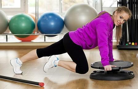 про фитнес и бодибилдинг для девушек